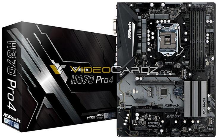ASRock H370 Pro4