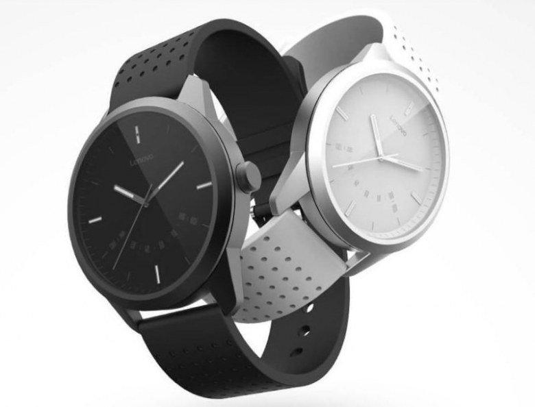 Lenovo Watch 9 — гибридные умные часы с сапфировым стеклом, которые стоят всего 20 долларов - 1