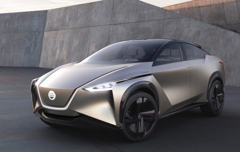 Электрический кроссовер Nissan IMx получил «зеленый свет» и будет запущен в массовое производство