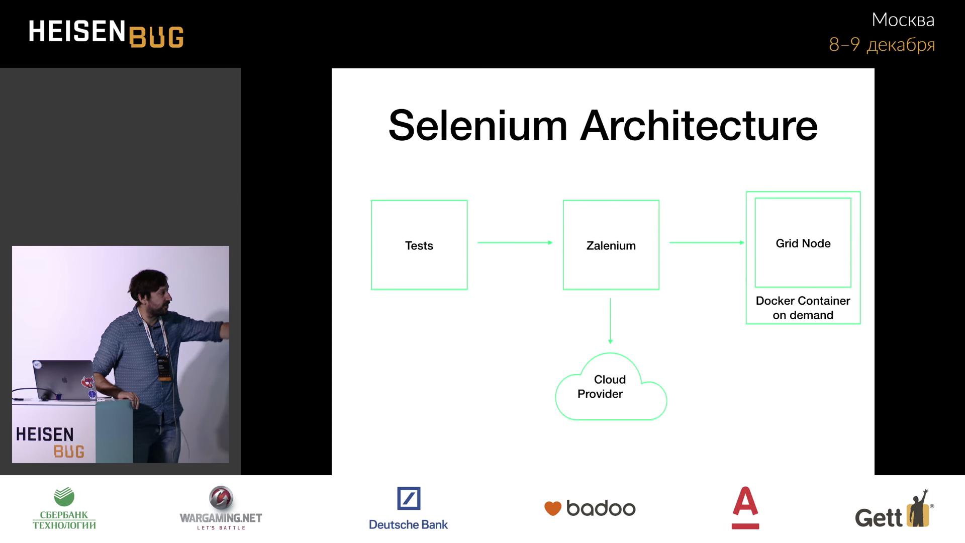Масштабирование Selenium - 30