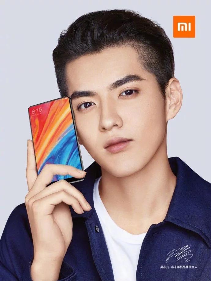 Официальные изображения указывают, что у Xiaomi Mi Mix 2S не будет ни сдвоенной основной, ни угловой фронтальной камер