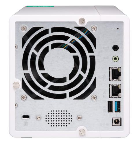 Хранилище Qnap TS-328 ориентировано на домашних пользователей