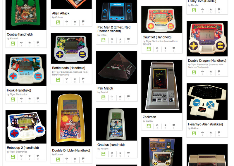 Internet Archive запустил проект по сохранению старых игр на портативных приставках - 1