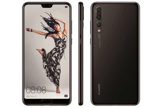 У новой модели Huawei P20 Pro будет 40-мегапиксельная камера