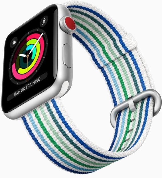Apple отмечает приход весны выпуском новых ремешков для часов Watch - 2
