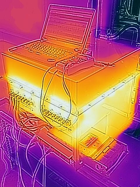 Контейнер жидкостного охлаждения. Часть 2 - 1