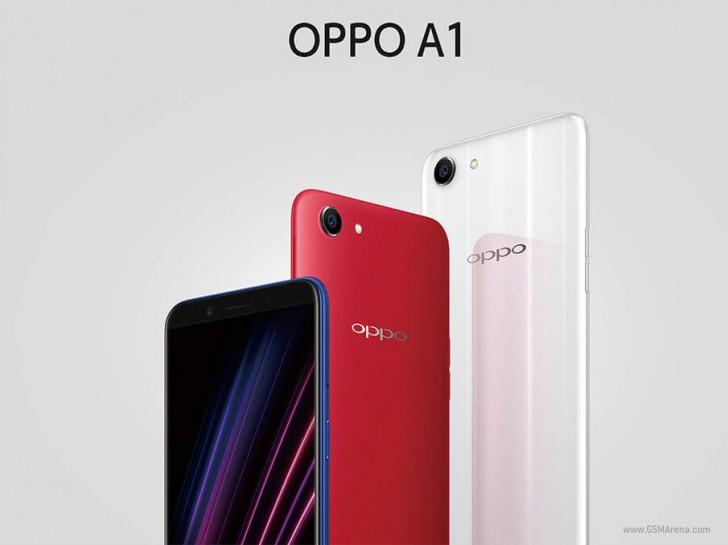 Смартфон начального уровня Oppo A1 оценен в 180 евро