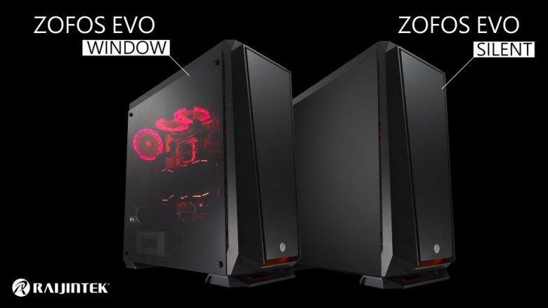 В 15-килограмовый корпус Raijintek Zofos Evo можно установить 12 накопителей и 12 плат расширения - 3