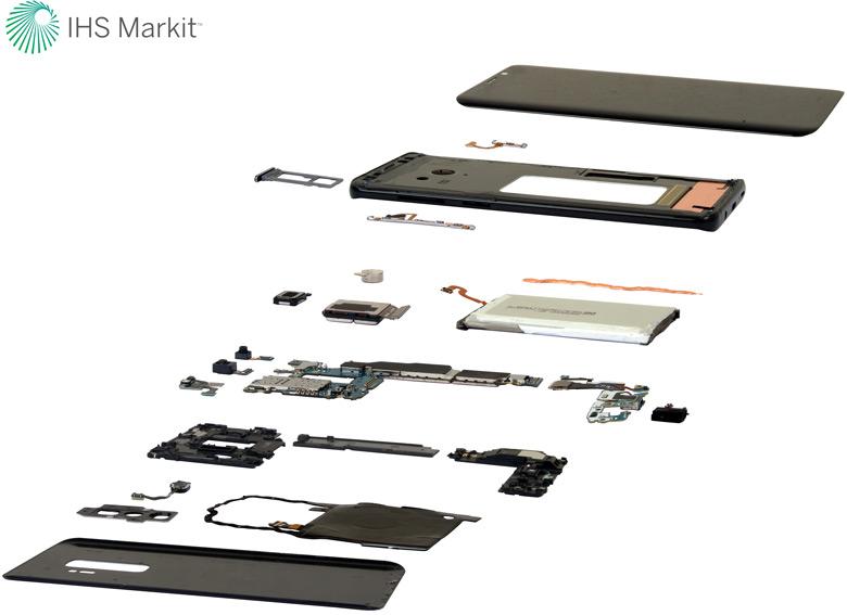 Смартфон Samsung Galaxy S9+ стоит больше своего предшественника