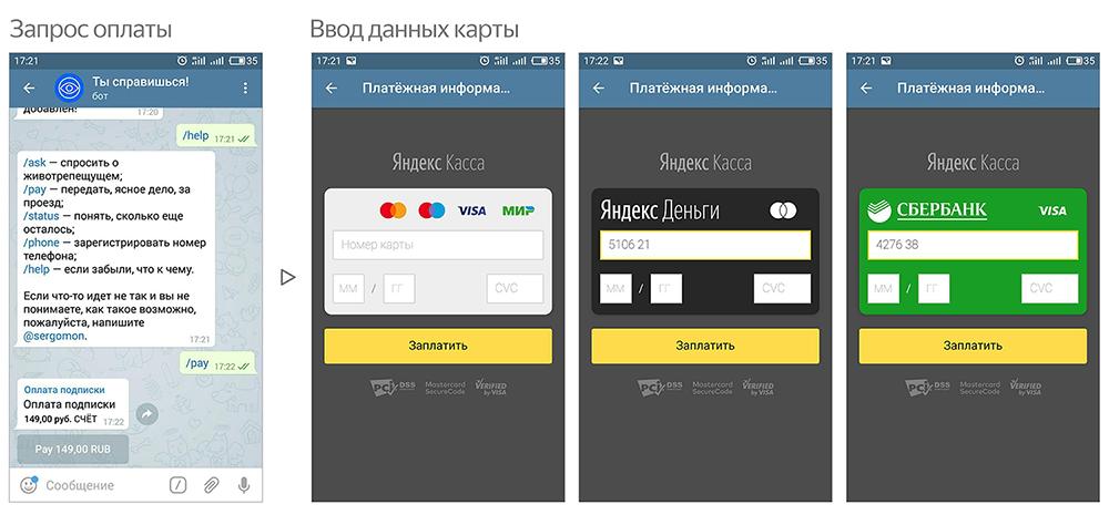 «T-commerce»: как работают онлайн-продажи через Telegram - 1