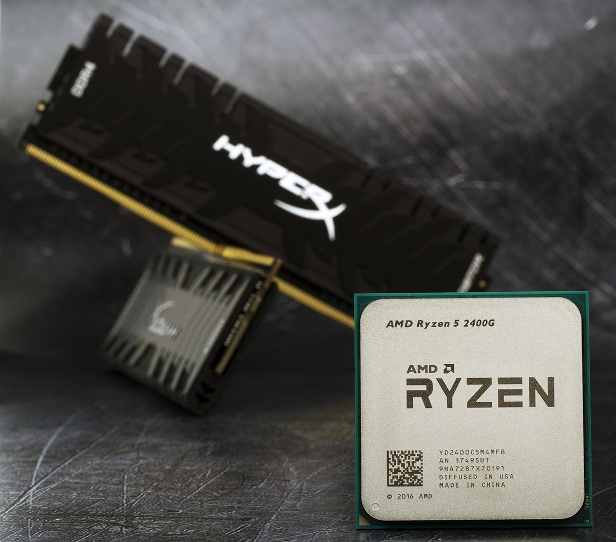 Встроенная графика AMD Ryzen 5 2400G против NVIDIA GeForce GT 1030, или Зачем компьютеру высокочастотная память - 2