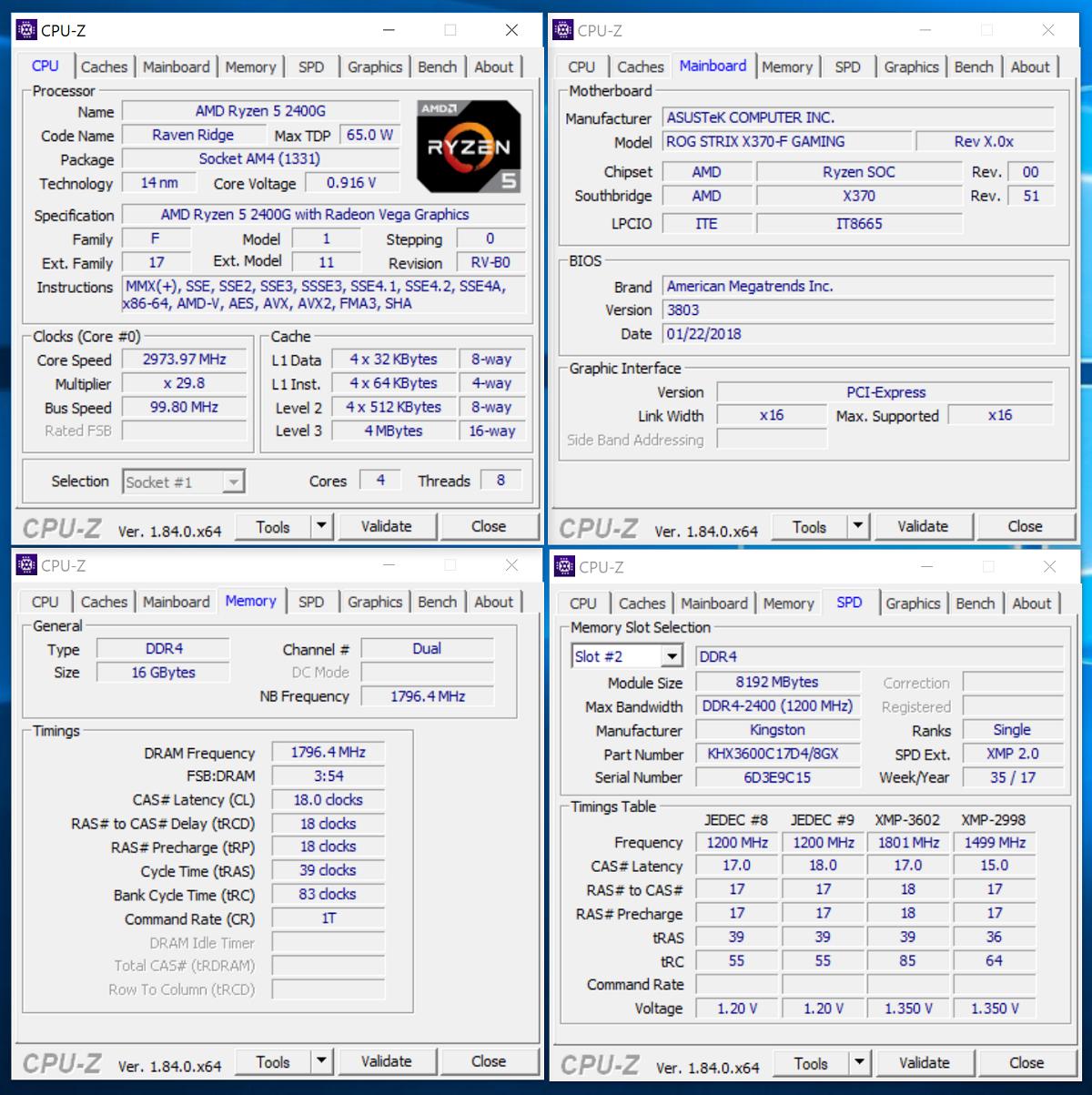Встроенная графика AMD Ryzen 5 2400G против NVIDIA GeForce GT 1030, или Зачем компьютеру высокочастотная память - 7