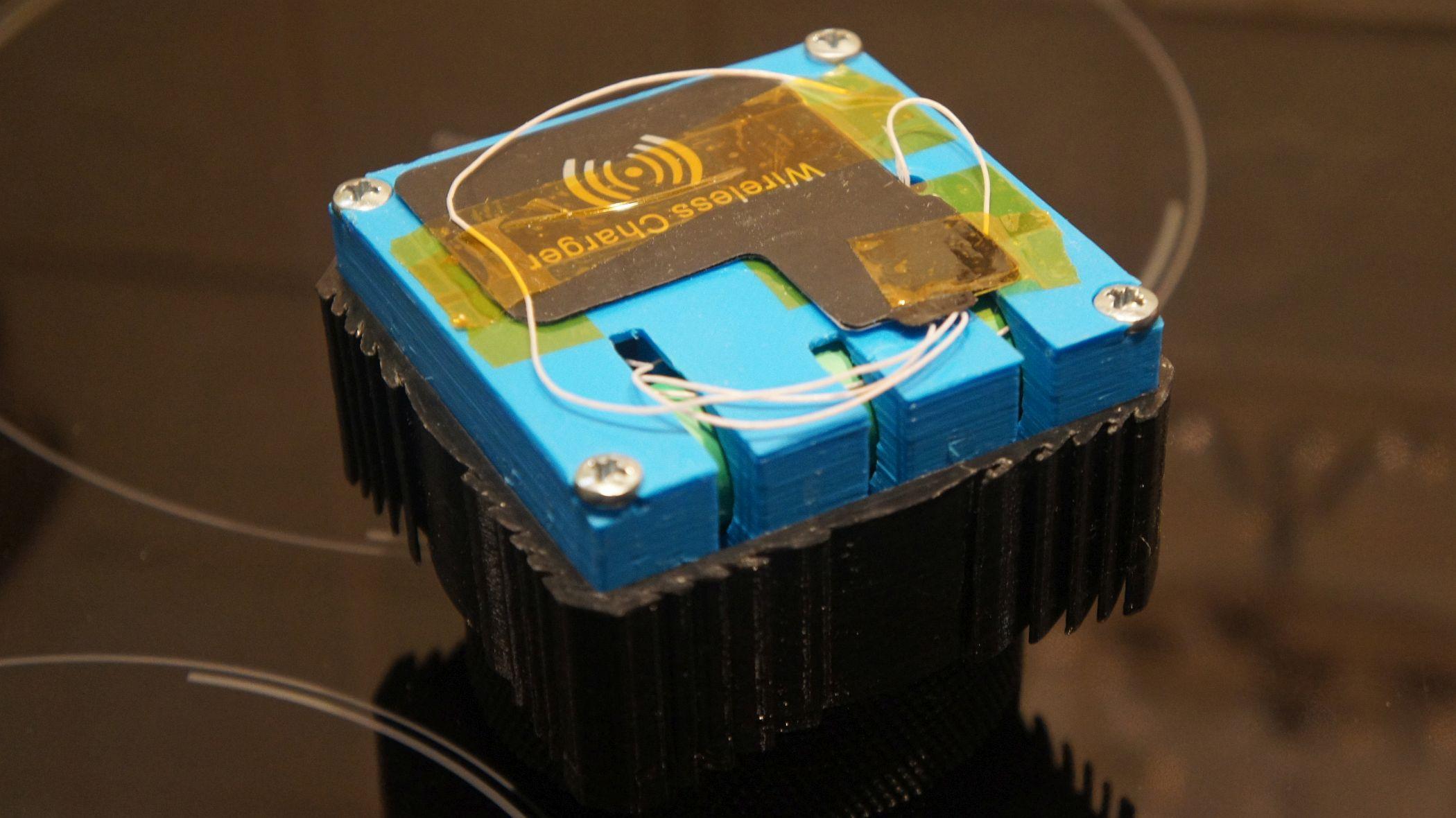 Централизованный пульт контроля источников освещения ЦПКИО-2Д Ротор - 10