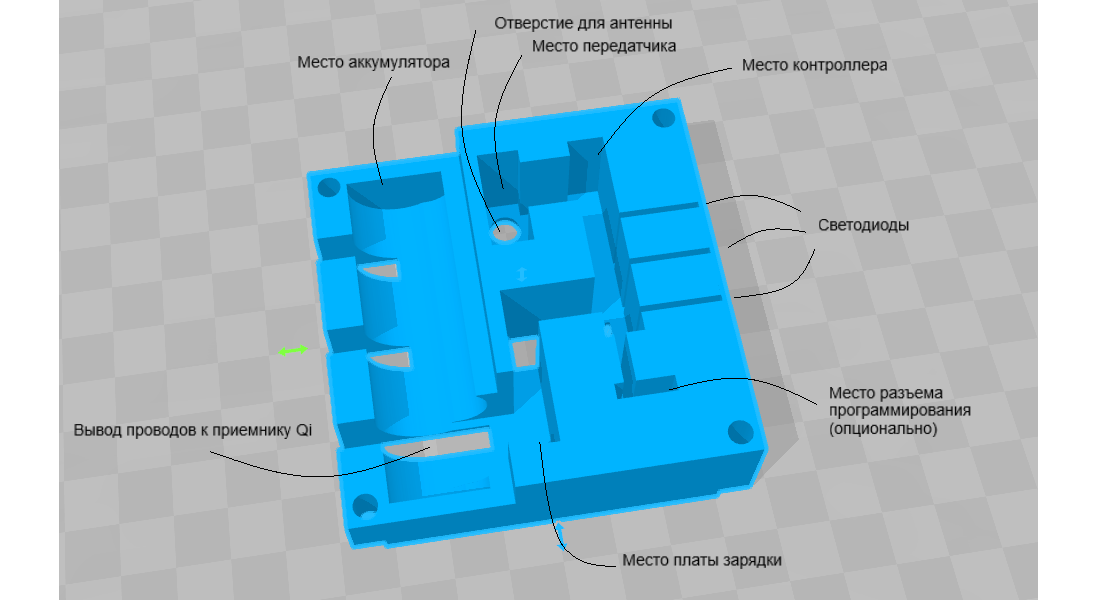 Централизованный пульт контроля источников освещения ЦПКИО-2Д Ротор - 25