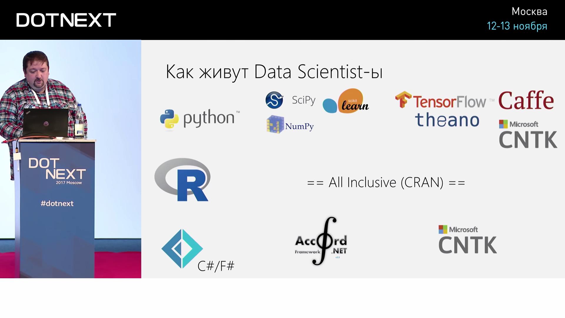 Искусственный интеллект и нейросети для .NET-разработчиков - 21