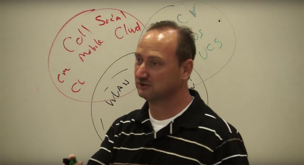 Тренинг FastTrack. «Сетевые основы». «Понимание архитектурных игр Cisco (обзор)». Эдди Мартин. Декабрь, 2012 - 1