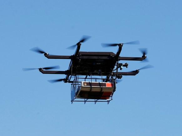Эффективность дронов-курьеров будет зависеть от того, где вы живёте - 1