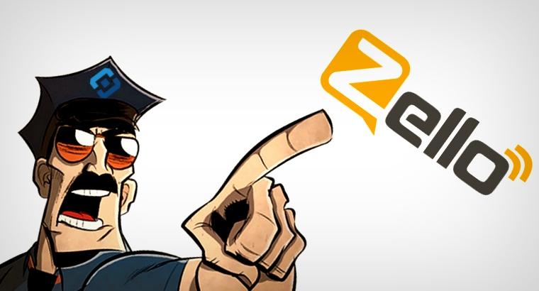 Роскомнадзор проведет «эксперимент» по блокировке интернет-рации Zello в России - 1