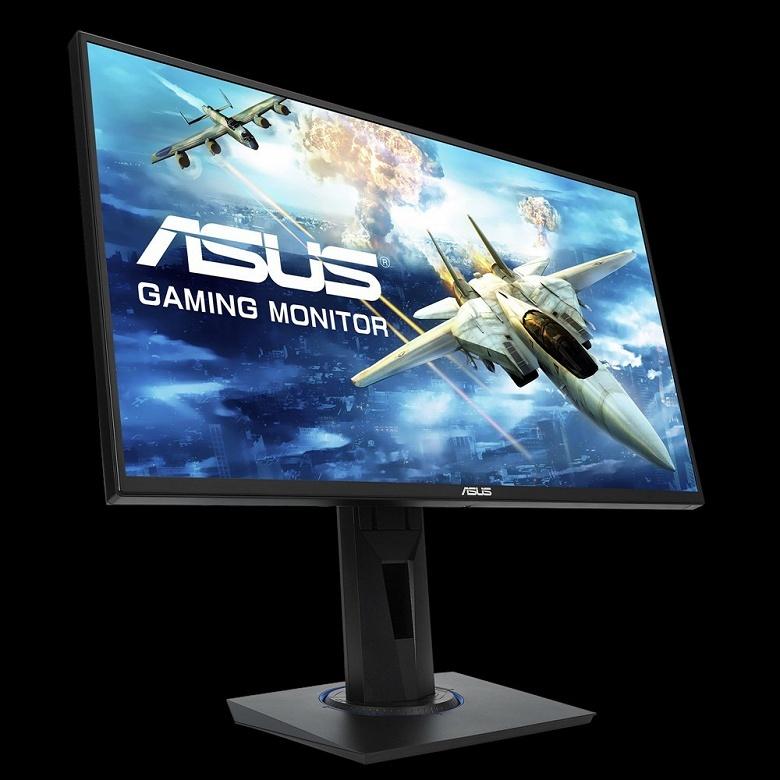 Asus ориентирует игровой монитор VG255H на консольных геймеров - 1