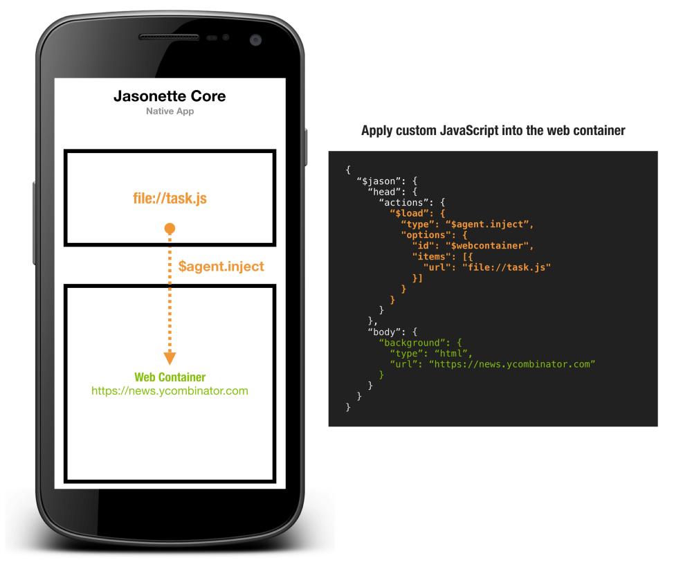 Как превратить веб-сайт в мобильное приложение с помощью 7 строк JSON - 6