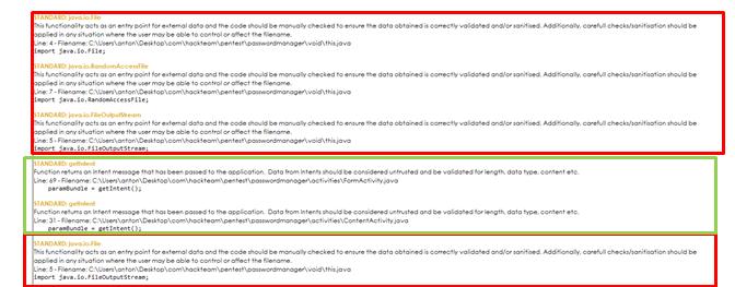 Применение методологии OWASP Mobile TOP 10 для тестирования Android приложений - 16