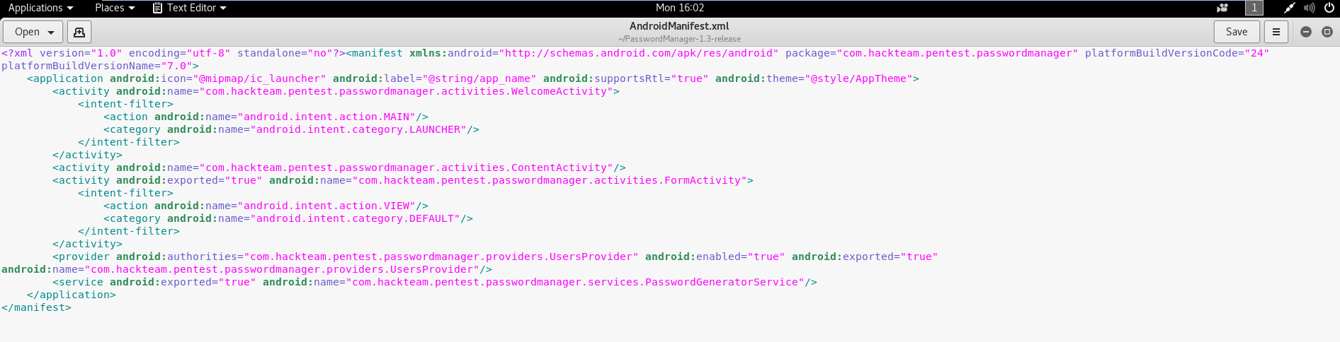 Применение методологии OWASP Mobile TOP 10 для тестирования Android приложений - 5