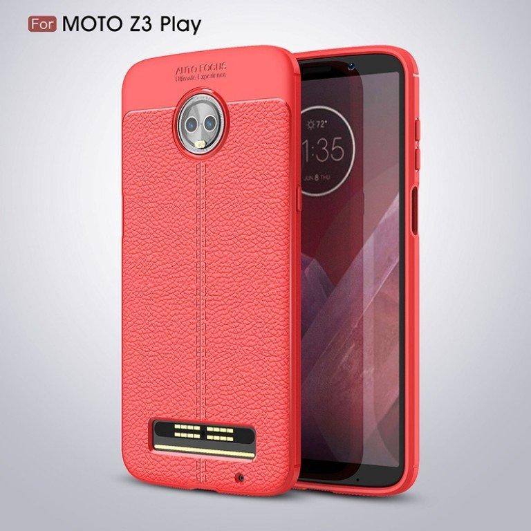 Смартфон Motorola Moto Z3 Play получит сканер отпечатков пальцев на боковой грани и не получит разъёма для наушников - 2