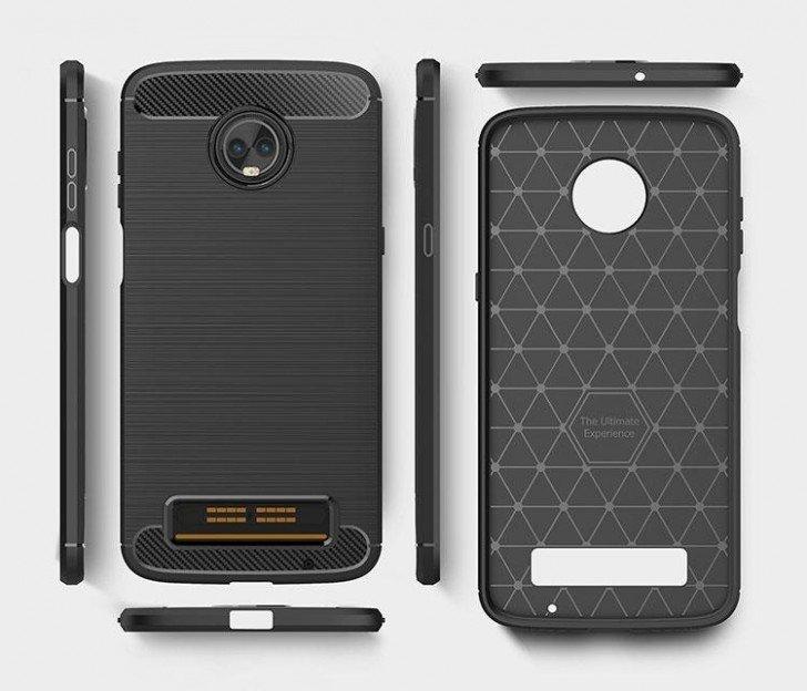 Смартфон Motorola Moto Z3 Play получит сканер отпечатков пальцев на боковой грани и не получит разъёма для наушников - 1