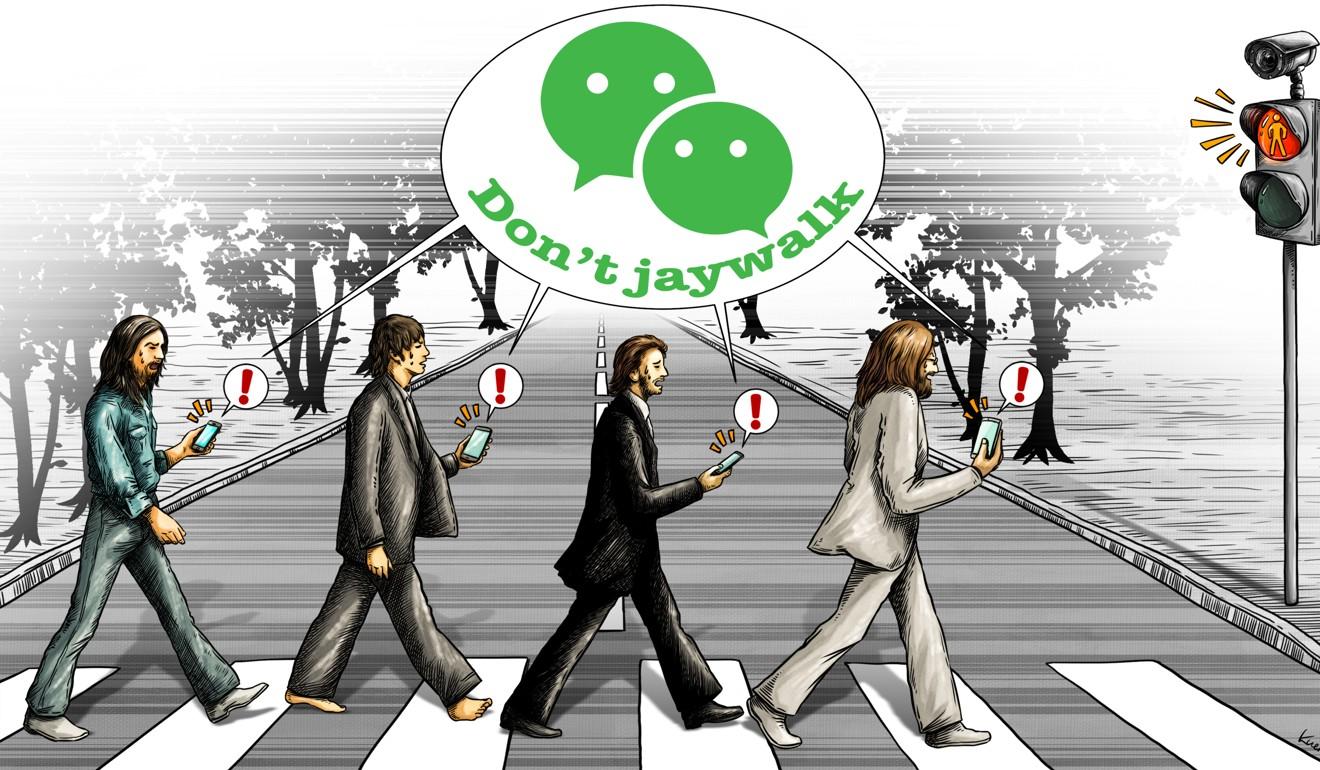 С нарушителями ПДД в Шэньчжэне планируют бороться при помощи SMS - 1