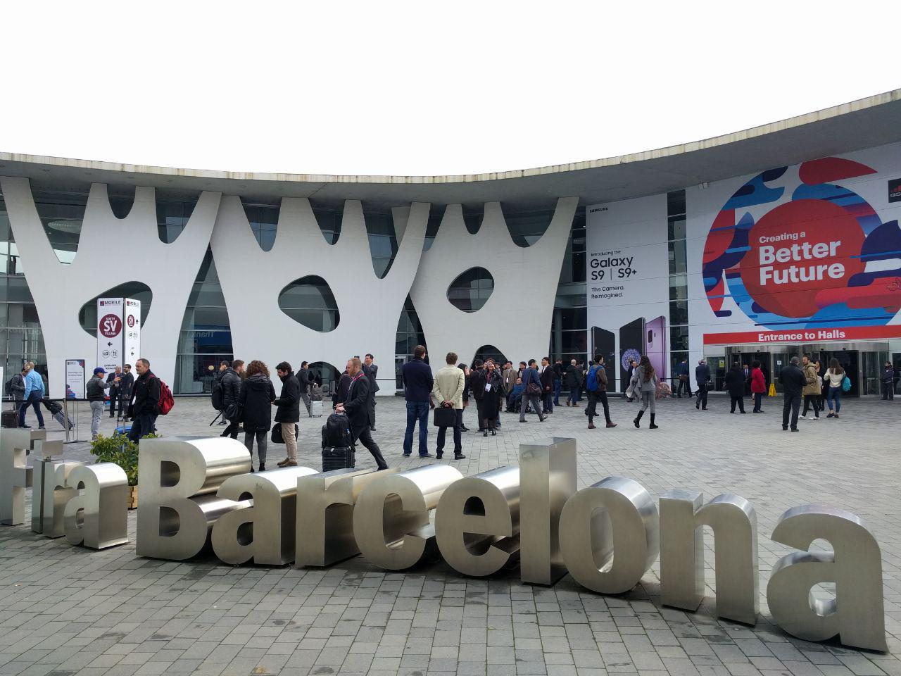 Зачем ездить на Mobile World Congress в Барселону и как все сделать правильно - 1