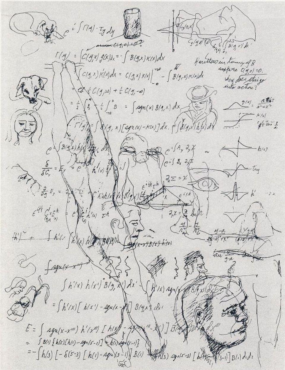 Одеваем науку: Ричард Фейнман и костюмированные вечеринки Эла Хиббса - 5
