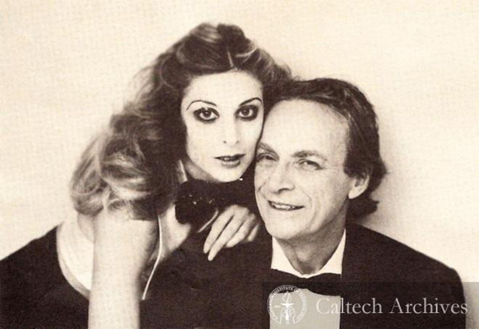 Одеваем науку: Ричард Фейнман и костюмированные вечеринки Эла Хиббса - 6