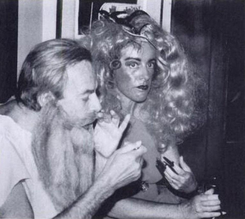Одеваем науку: Ричард Фейнман и костюмированные вечеринки Эла Хиббса - 8