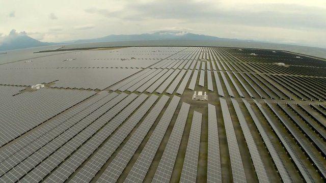 Softbank и Саудовская Аравия намерены за 12 лет построить в стране солнечные электростанции суммарной мощностью 200 ГВт - 1