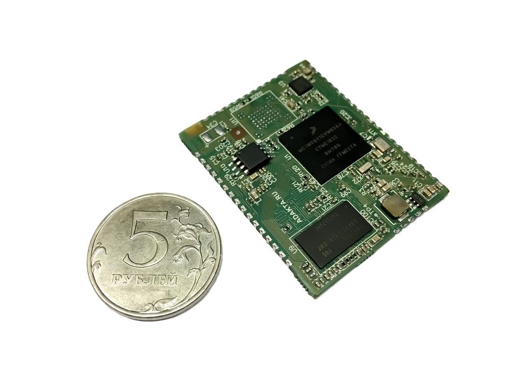 iMX6ULL. Переход к процессорным модулям - 1
