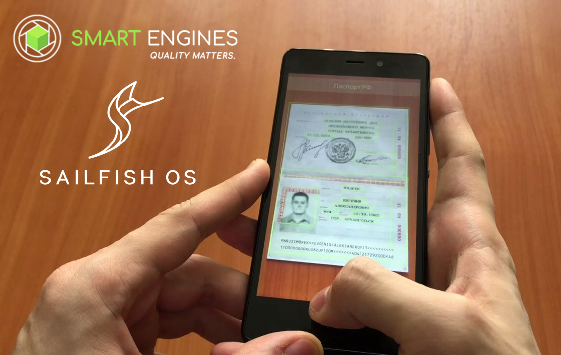 Smart Engines и Sailfish OS