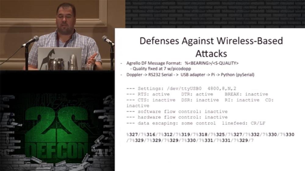 Конференция DEFCON 22. «Один дома с автоматической системой защиты». Крис Литтлбери - 21