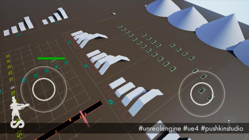 Сетевая оптимизация для Unreal Engine 4 - 1