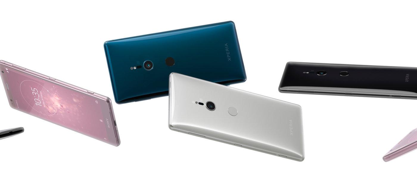 Sony Xperia XZ2 и Xperia XZ2 Compact: особенности флагманов и цены в России - 3