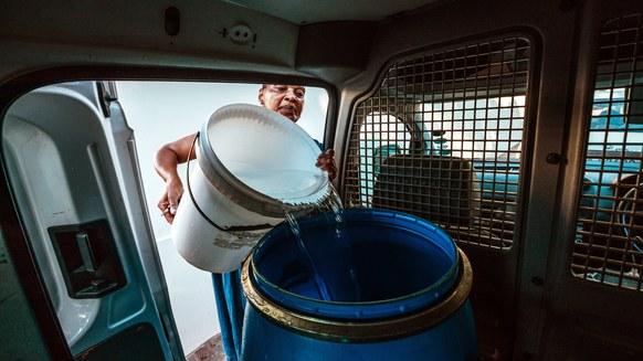 Замучила ли Кейптаун жажда настолько, чтобы пить морскую воду? - 1