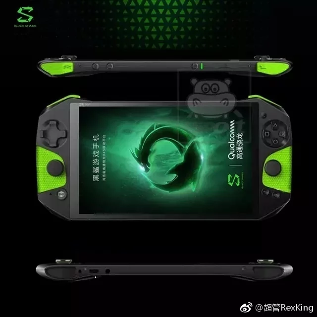 Black Shark подтвердила, что вчерашние изображения игрового смартфона были подделкой