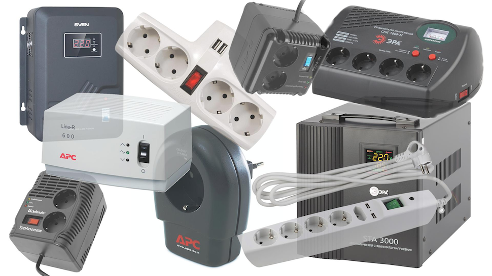 Гигиена электропитания: выбираем сетевые фильтры и стабилизаторы - 1