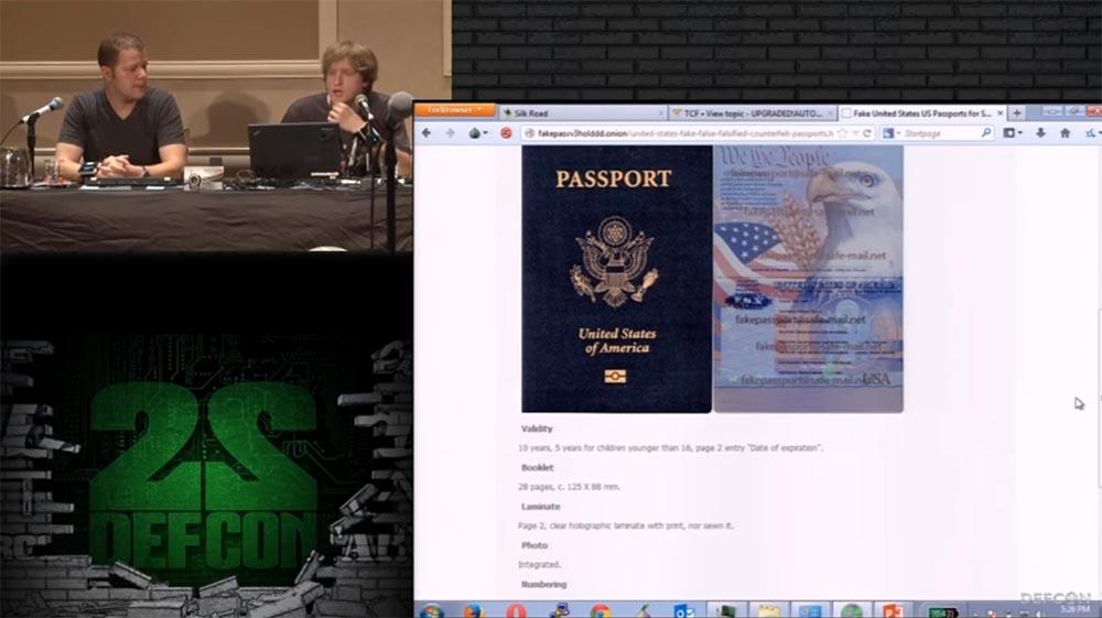 Конференция DEFCON 22. «Путешествие по тёмной стороне Интернет. Введение в Tor, Darknet и Bitcoin» - 23