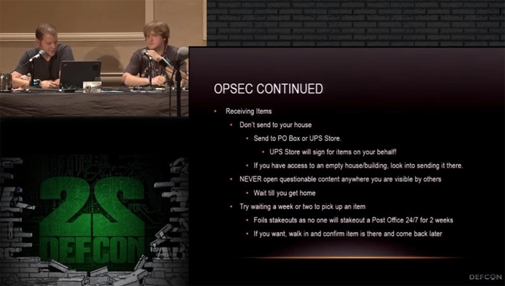 Конференция DEFCON 22. «Путешествие по тёмной стороне Интернет. Введение в Tor, Darknet и Bitcoin» - 27