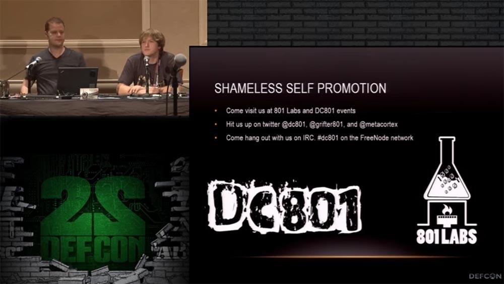 Конференция DEFCON 22. «Путешествие по тёмной стороне Интернет. Введение в Tor, Darknet и Bitcoin» - 30