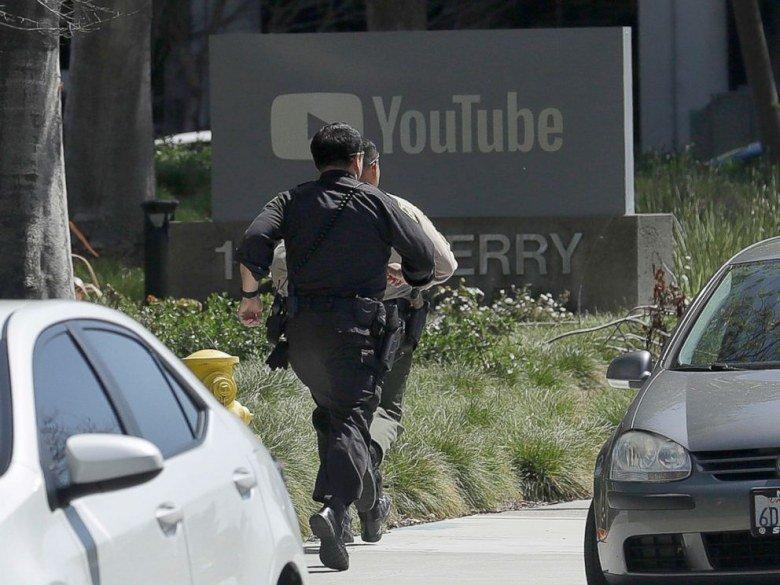 Стрельба в штба-квартире YouTube: четверо раненных, стрелок погиб
