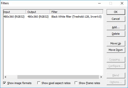Пишем простой плагин для VirtualDub - 10