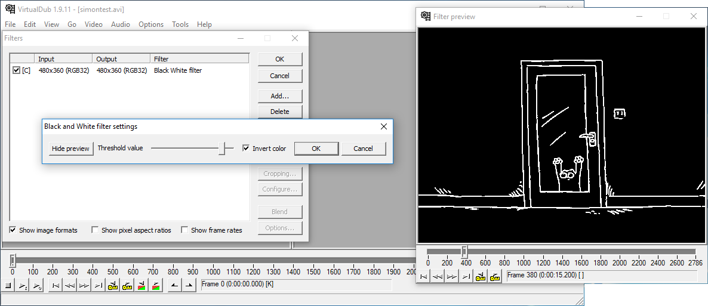 Пишем простой плагин для VirtualDub - 9