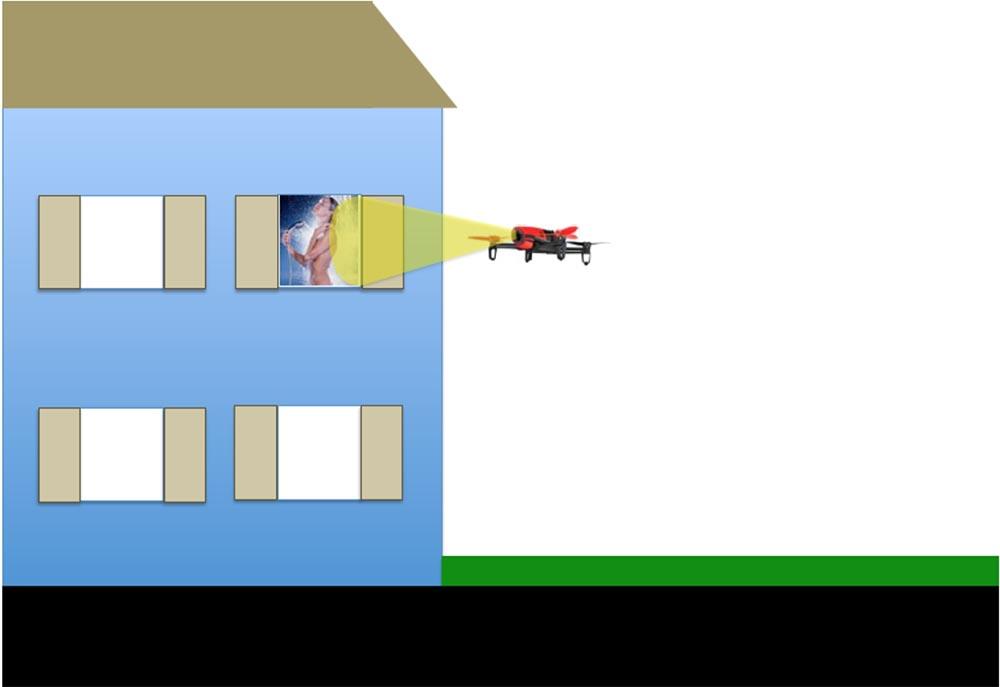 Конференция DEFCON 23. «Как я сбивал назойливый дрон соседского ребёнка». Майкл Робинсон - 3