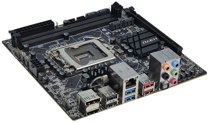 EVGA H370 Stinger Mini ITX